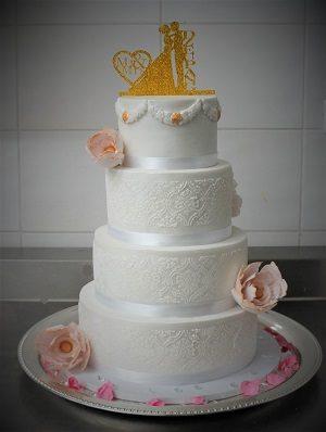 Romantique cake1